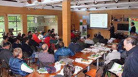 Foto de Éxito de la Jornada para greenkeepers de la zona norte