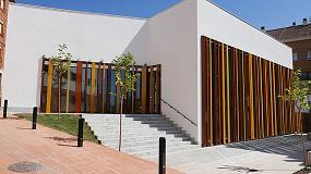Foto de Primera biblioteca pasiva de España