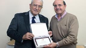 Foto de Feim rinde homenaje a su presidente