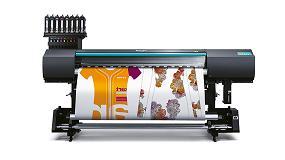 Foto de Impresora Texart XT-640, especialmente diseñada para la impresión textil
