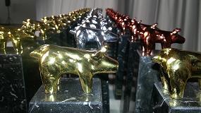 Foto de Granja Sant Mart� vuelve a alzarse con el Porc d'Or Diamante