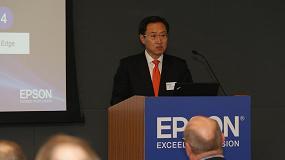 Foto de Epson impulsa su crecimiento en Europa con una inversión de 50 millones de euros