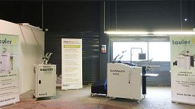 Foto de Tauler inaugura un nuevo espacio de demostración y formación en Terrassa (Barcelona)