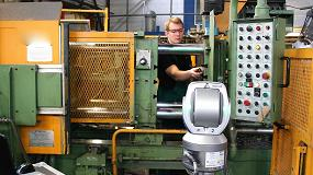 Foto de El Faro Laser Tracker permite la medición de equipos de grandes dimensiones en Druckguss Service Deutschland GmbH