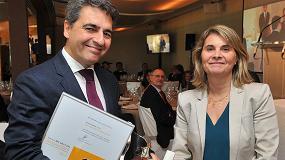 Foto de Ricoh, galardonada con el premio MC Mutual Antonio Bar� a la prevenci�n de riesgos laborales