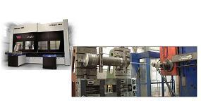 Foto de Maquinaria Márquez presenta en MetalMadrid un Centro de TOS Varnsdorf especial para moldes