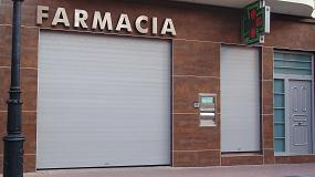 Foto de Puerta y persiana enrollable de seguridad