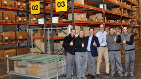 Foto de Entrevista al director Log�stico y al gerente de Roto Frank Espa�a