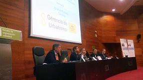 Foto de Más de 120 profesionales y representantes institucionales fomentan, junto con Anerr, la rehabilitación de edificios en Sevilla