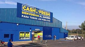 Fotografia de Apiburgos asesora a Cash Fresh en su nuevo establecimiento de Cantillana