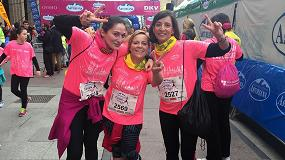 Foto de MANN+HUMMEL IBÉRICA, un año más comprometido con la Carrera de la Mujer de Zaragoza