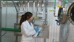 Foto de Puesta en marcha de la primera planta piloto semi-industrial que genera biogás y biofertilizantes a partir de la paja del arroz