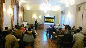 Foto de Rotex acerca sus novedades a más de 200 profesionales en Asturias y Santander