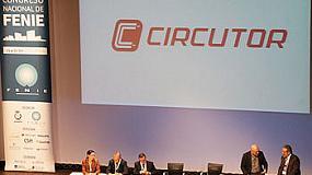 Foto de Circutor participa con éxito en el XVII Congreso de Fenie