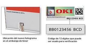 Foto de OKI Europe lanza nuevas medidas de lucha contra la falsificaci�n de consumibles