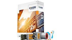 Foto de Halcon Embedded, ahora disponible en todas las c�maras inteligentes de la serie Z de Vision Components