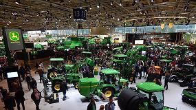 Foto de John Deere: Multipremiado, presentó su primer tractor de cuatro orugas