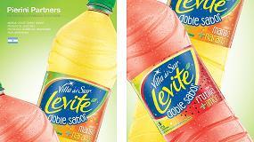 Foto de Doble sabor de Levit� en un packaging de Pierini Partners doblemente impactante
