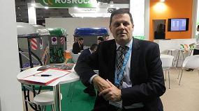 Fotografia de Entrevista a Dom�nec Casellas, product planning manager de Ros Roca
