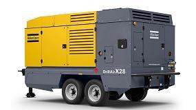 Foto de Atlas Copco lanza el compresor DrillAir X28 para perforación geotérmica