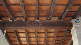 Foto de Aidima aborda en el Colegio de Arquitectos de Valencia la rehabilitación y peritaje de edificios con estructura de madera