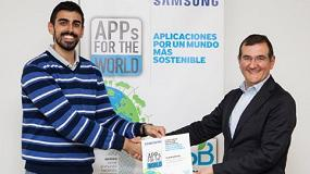 Picture of Samsung y Sustainable Brands premian las apps sostenibles