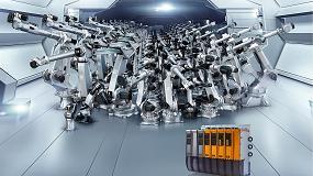 Fotografia de B&R controla 10.000 robots de Comau