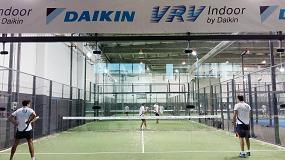 Foto de Daikin organiza un Torneo de Pádel indoor unido al lanzamiento de su sistema VRV indoor