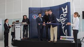 Foto de Scania inaugura Talleres Scaservicios S.L., el nuevo punto de servicio oficial Scania en Logroño