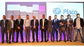 Picture of Saint-Gobain Placo entrega el premio a los seis ganadores el X Trofeo Golden Gypsum