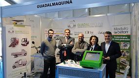 Fotografia de Guadalm�quina muestra sus �ltimas soluciones para servicios municipales y medio ambiente