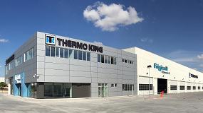 Foto de Nuevas instalaciones de Frigicoll -Thermo King en Getafe