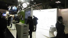 Picture of Cellnex Telecom, presente en el Smart City Expo World Congress 2015