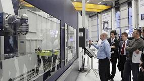 Picture of Soraluce presenta innovaciones y desarrollos tecnol�gicos de vanguardia durante Technology Days 2015