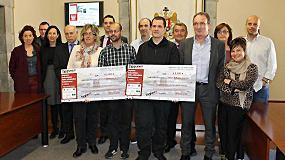Picture of El concurso TKgune Fabricaci�n premia a dos emprendedores con ideas industriales