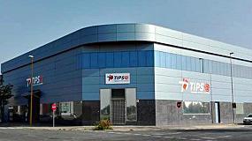 Foto de Apiburgos asesora a Tipsa en la adquisici�n de sus nuevas instalaciones en Sevilla
