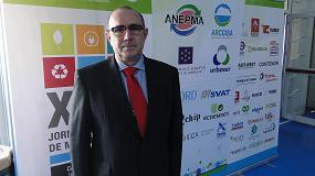 Fotografia de Entrevista a Rafael Arjona, presidente de Anepma