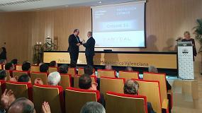 Foto de Cabycal recibe el �Premio Femeval a la Proyecci�n Exterior�