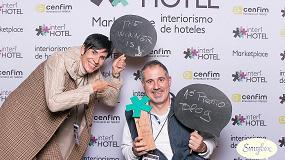 Foto de InteriHOTEL concede a �Silleros Viajeros� el II Premio al mejor art�culo de blog sobre interiorismo hotelero