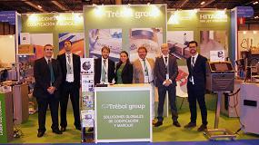 Foto de Trebol Group considera un �xito su participaci�n en Empack 2015