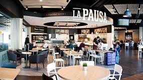 Fotografia de La Pausa estrena nueva imagen y oferta renovada