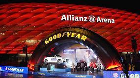 Picture of El Bayern de Munich y Goodyear se convierten en socios platino