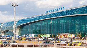 Picture of El Aeropuerto Internacional Domod�dovo de Mosc� instala un nuevo sistema de videovigilancia IP de Samsung
