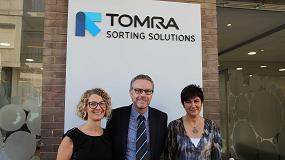 Foto de Tomra Sorting Recycling inaugura nuevas oficinas en Roses