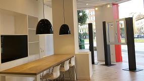 Picture of Caba�ero crea un espacio de innovaci�n, creatividad y dise�o de ventanas