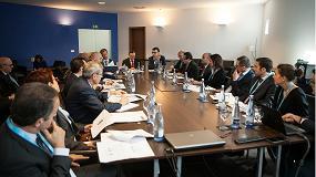 Foto de Primera reunión del comité organizador de iWater Barcelona con amplio respaldo sectorial