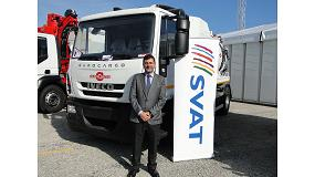 Fotografia de Entrevista a Javier Garc�a Villar, director del �rea de Medio Ambiente en SVAT (Sistemas y Veh�culos de Alta Tecnolog�a, S.A.)