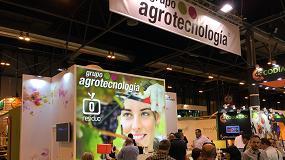 Foto de Grupo Agrotecnología presentó en Fruit Attraction los resultados de los ensayos realizados con Actium