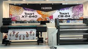Foto de La impresión digital se abre paso en el sector textil, según una encuesta de Roland