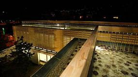 Picture of Oak House School inaugura el primer edificio con cubierta vegetal destinado a educaci�n en Espa�a